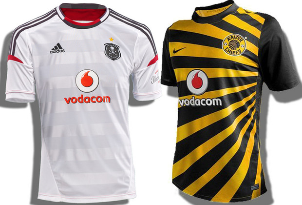 a3061dd7b82 Win an Orlando Pirates or Kaizer Chiefs jersey