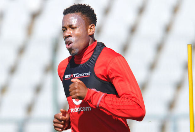 Orlando Pirates captain Happy Jele is helping new players settle in