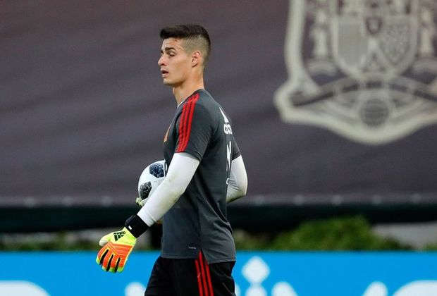 e19935686 Chelsea have completed the signing of Athletic Bilbao goalkeeper Kepa