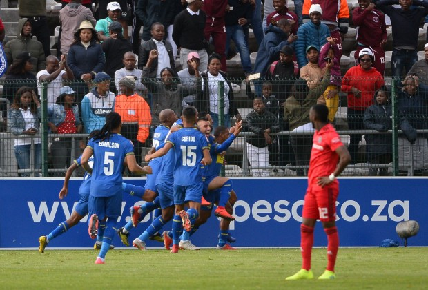 Absa Premiership Match Report Cape Town City V Orlando Pirates 04 May