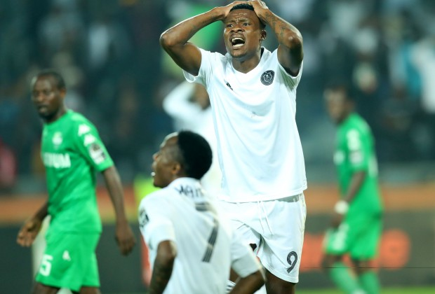 Orlando Pirates set to offload a number of players but Thamsanqa