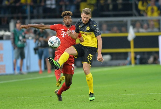 German Super Cup match report Borussia Dortmund v Bayern ...