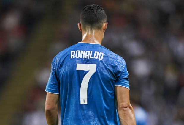 low priced 49aa1 bdf39 Cristiano Ronaldo: New Juventus signing 'asked for the ...