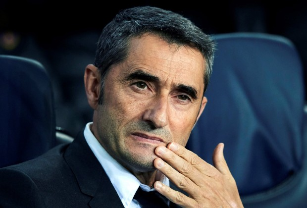 Fc Barcelona Manager Ernesto Valverde To Be Replaced By River Plate