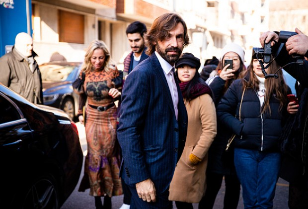 Andrea Pirlo Set For Juventus Coaching Role