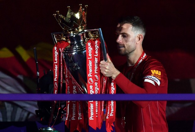 Jordan Henderson Crowned FWA Footballer Of The Year For The 2019/20 Season, Beats KDB, Mane