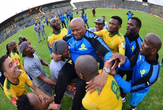 Manqoba Mnqithi And Six Players Suspended For Dstv Premiership Action