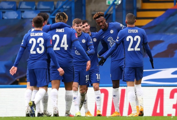 FA Cup Report: Chelsea v Luton Town