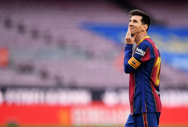 Adult site offers to help with Lionel Messi contract saga