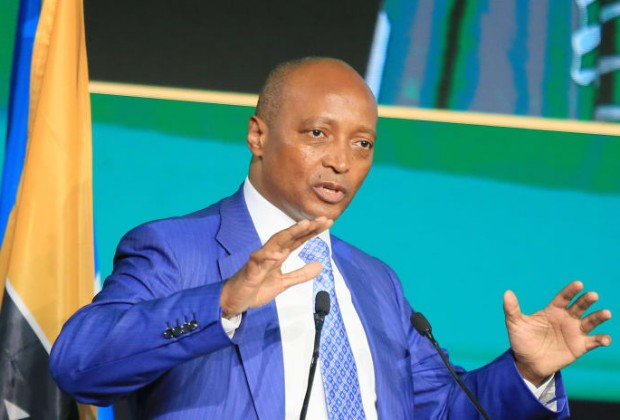 CAF helps billenial FIFA World Cup president Patrice Motsepe confirms